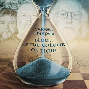 Loudest Whisper - Blue... Is The Colour Of Time CD (album) cover