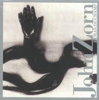 John Zorn - Duras : Duchamp CD (album) cover