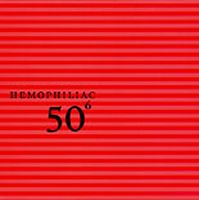 John Zorn - 50th Birthday Celebration Volume Six : Hemophiliac CD (album) cover