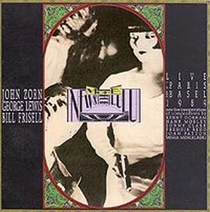 John Zorn - More News For Lulu CD (album) cover