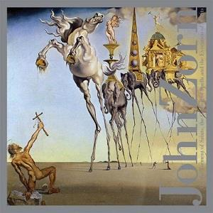 John Zorn - On The Torment Of Saints, The Casting Of Spells And The Evocation Of Spirits CD (album) cover