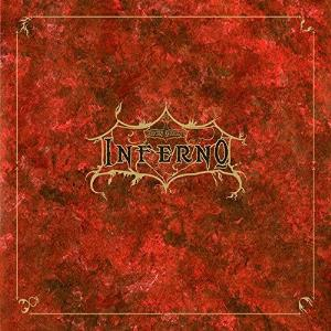 John Zorn - Inferno CD (album) cover