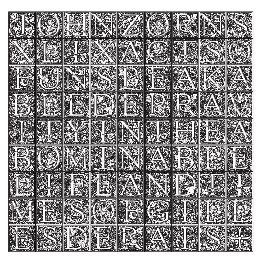 John Zorn - 49 Acts Of Unspeakable Depravity In The Abominable Life And Times Of Gilles De Rais CD (album) cover