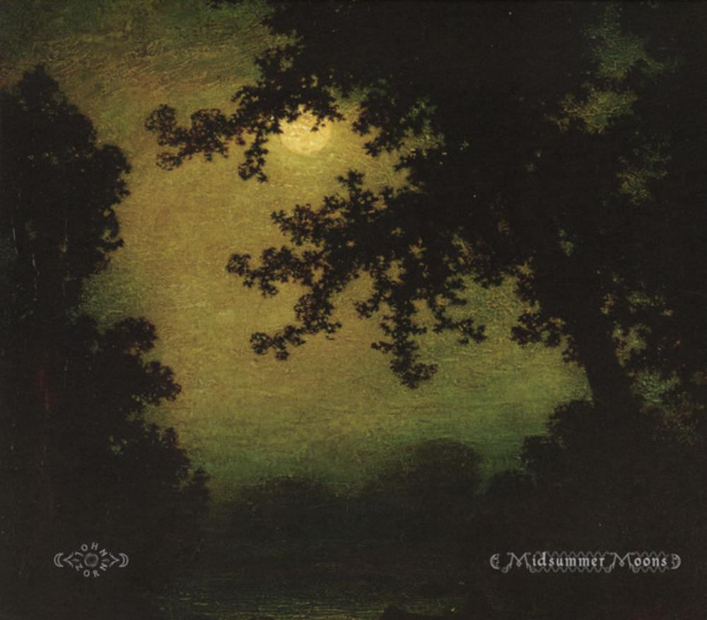 John Zorn - Midsummer Moons CD (album) cover
