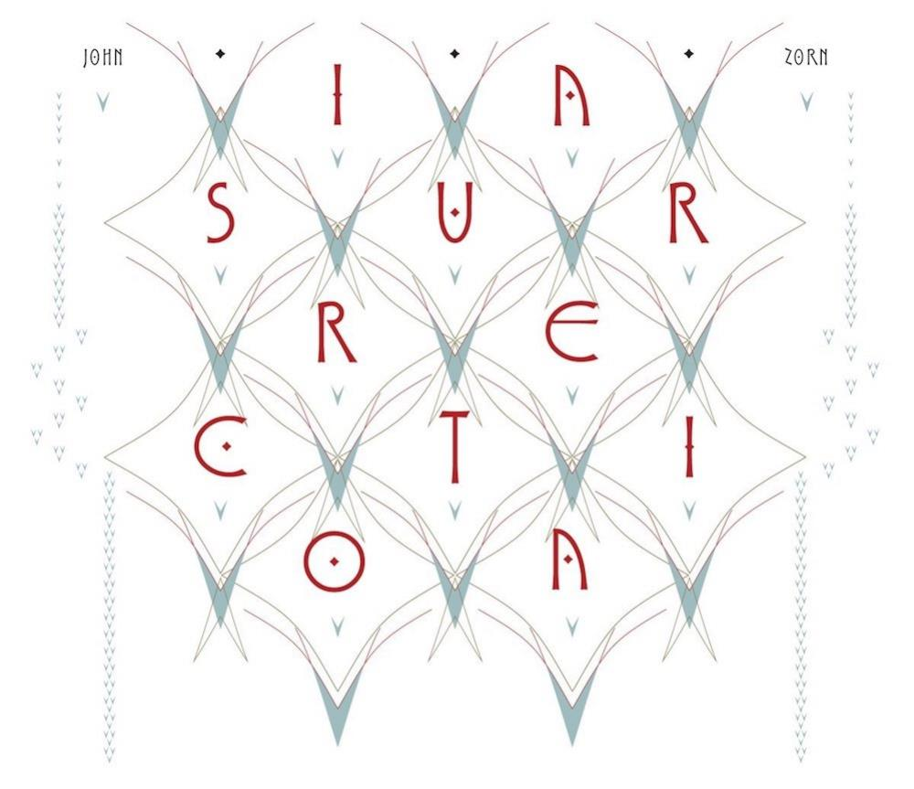 John Zorn - Insurrection CD (album) cover