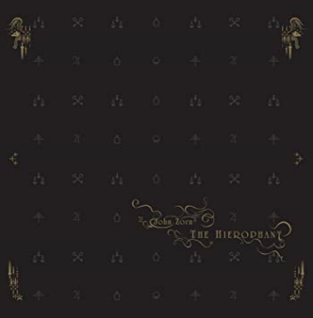 John Zorn - The Hierophant CD (album) cover