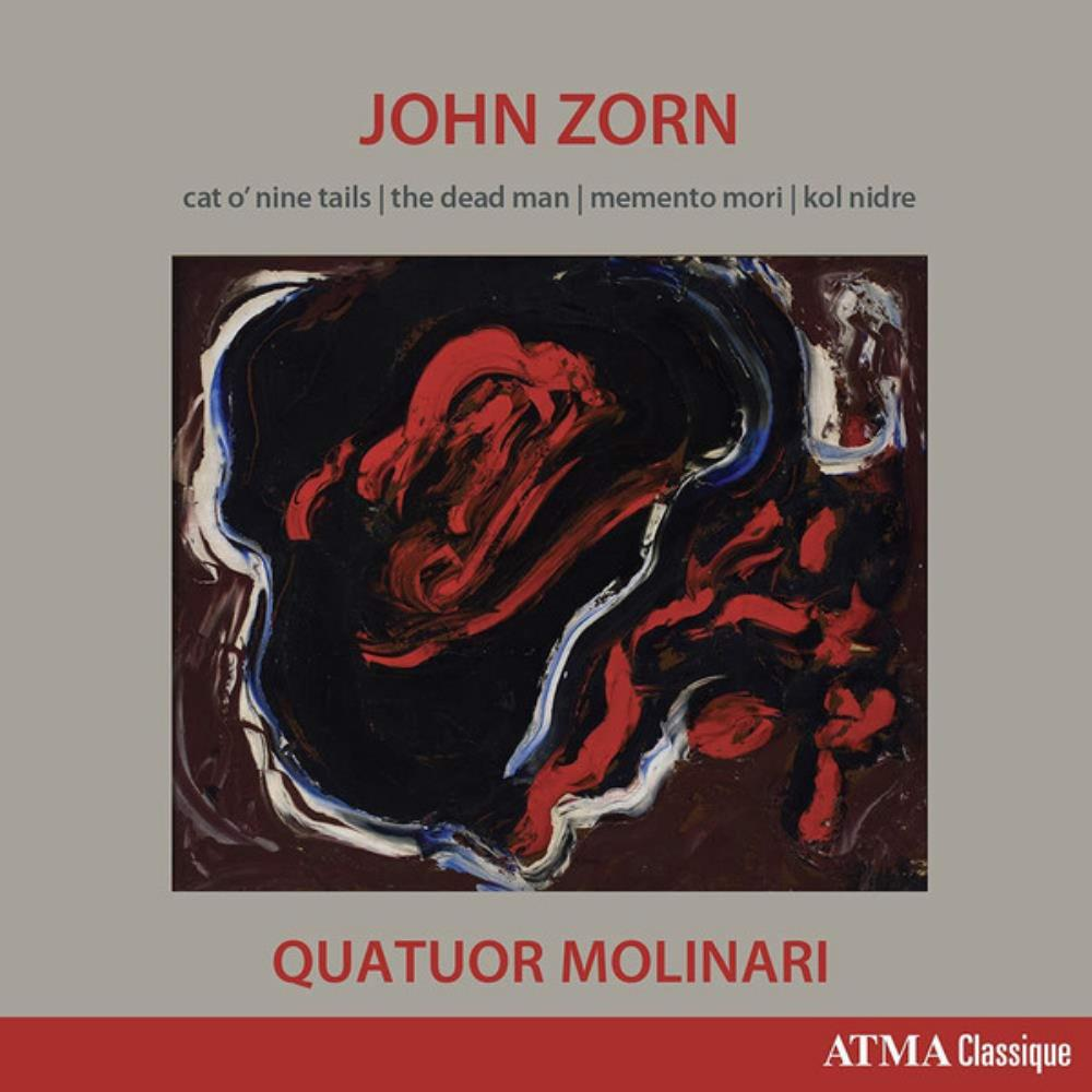 John Zorn - Cat O'nine Tails / The Dead Man / Memento Mori / Kol Nidre CD (album) cover