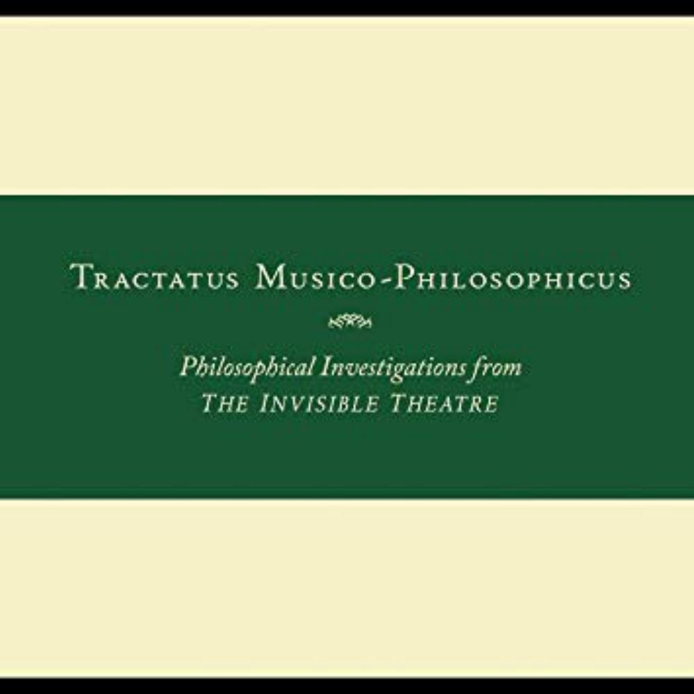 John Zorn - Tractatus Musico-philosophicus CD (album) cover