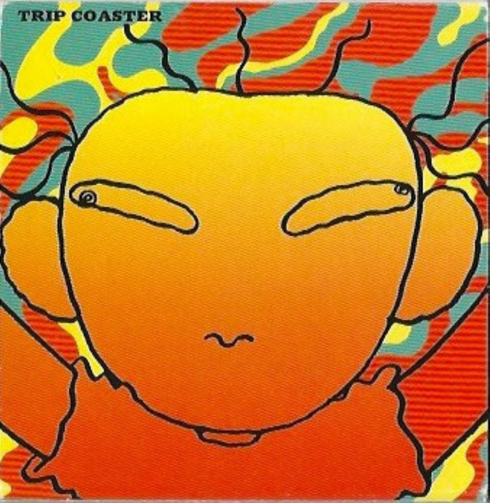 John Zorn - Trip Coaster CD (album) cover