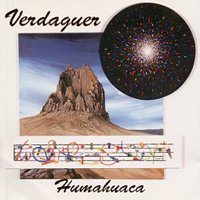 Verdaguer - Humahuaca CD (album) cover