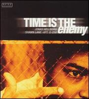 Jonas Hellborg - Time Is The Enemy CD (album) cover