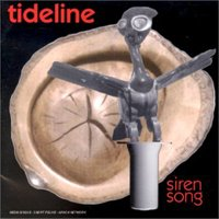 Tideline - Siren Song CD (album) cover