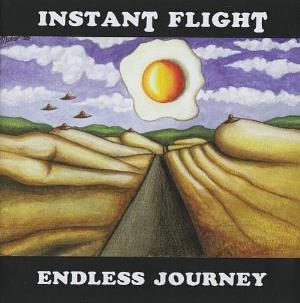 Instant Flight - Endless Journey CD (album) cover