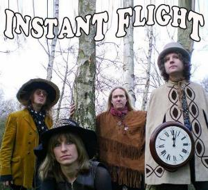 Instant Flight - Instant Flight CD (album) cover