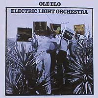 Electric Light Orchestra - Olé Elo CD (album) cover