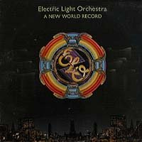 Electric Light Orchestra - A New World Record CD (album) cover