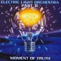 Electric Light Orchestra - Moment Of Truth CD (album) cover