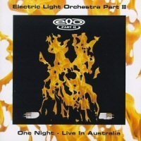 Electric Light Orchestra - One Light - Live In Australia CD (album) cover