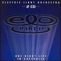 Electric Light Orchestra - One Night Live In Austrailia CD (album) cover