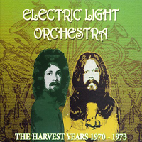 Electric Light Orchestra - The Harvest Years 1970-1973 CD (album) cover