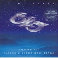 Electric Light Orchestra - Light Years, The Very Best Of CD (album) cover