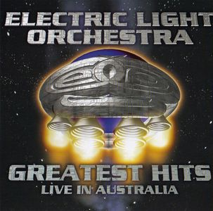 Electric Light Orchestra - Greatest Hits Of E.l.o.- Part Ii CD (album) cover
