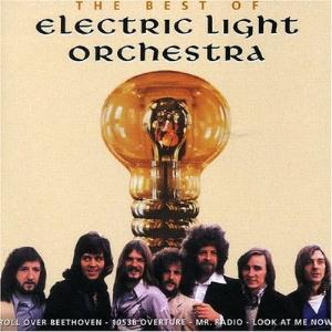 Electric Light Orchestra - The Best Of Electric Light Orchestra CD (album) cover