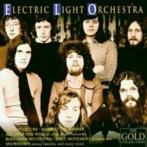 Electric Light Orchestra - The Gold Collection CD (album) cover