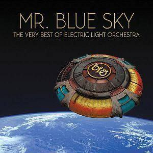 Electric Light Orchestra - Mr. Blue Sky: The Very Best Of Electric Light Orchestra CD (album) cover