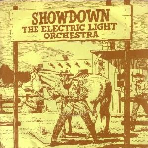 Electric Light Orchestra - Showdown / In Old England Town (instrumental) CD (album) cover