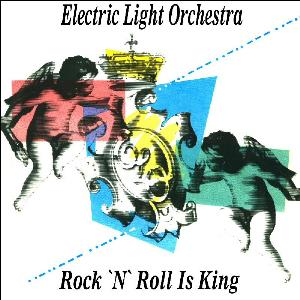 Electric Light Orchestra - Rock 'n' Roll Is King / After All CD (album) cover