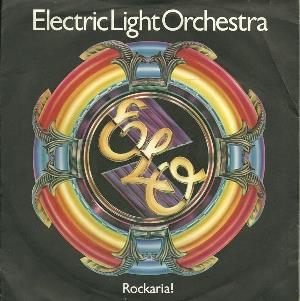 Electric Light Orchestra - Rockaria! CD (album) cover