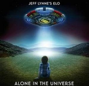 Electric Light Orchestra - Alone In The Universe (jeff Lynne's Elo) CD (album) cover
