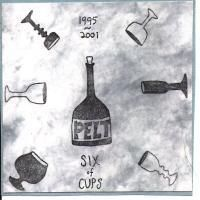 Pelt - Six Of Cups CD (album) cover