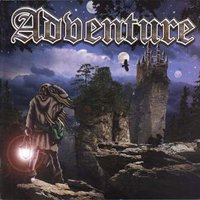 Adventure - Adventure CD (album) cover