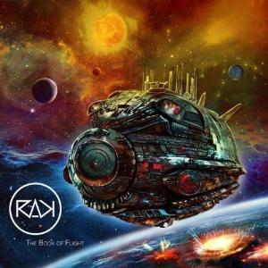 Rak - The Book Of Flight CD (album) cover
