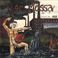 MÅNS MOSSA - Måns Mossa CD album cover