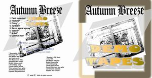 Autumn Breeze - Demo Tapes CD (album) cover