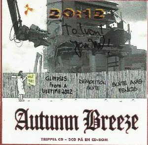 Autumn Breeze - 20:12 - Full Trilogy CD (album) cover