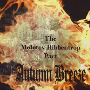 Autumn Breeze - The Molotov Ribbentrop Pact CD (album) cover