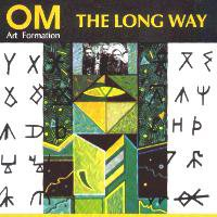 Om Art Formation - The Long Way CD (album) cover