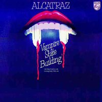 Alcatraz Vampire State Building CD album cover