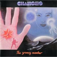 CHANGES - The Growing Number CD album cover