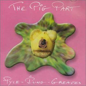 John Greaves - The Pig Part Project CD (album) cover