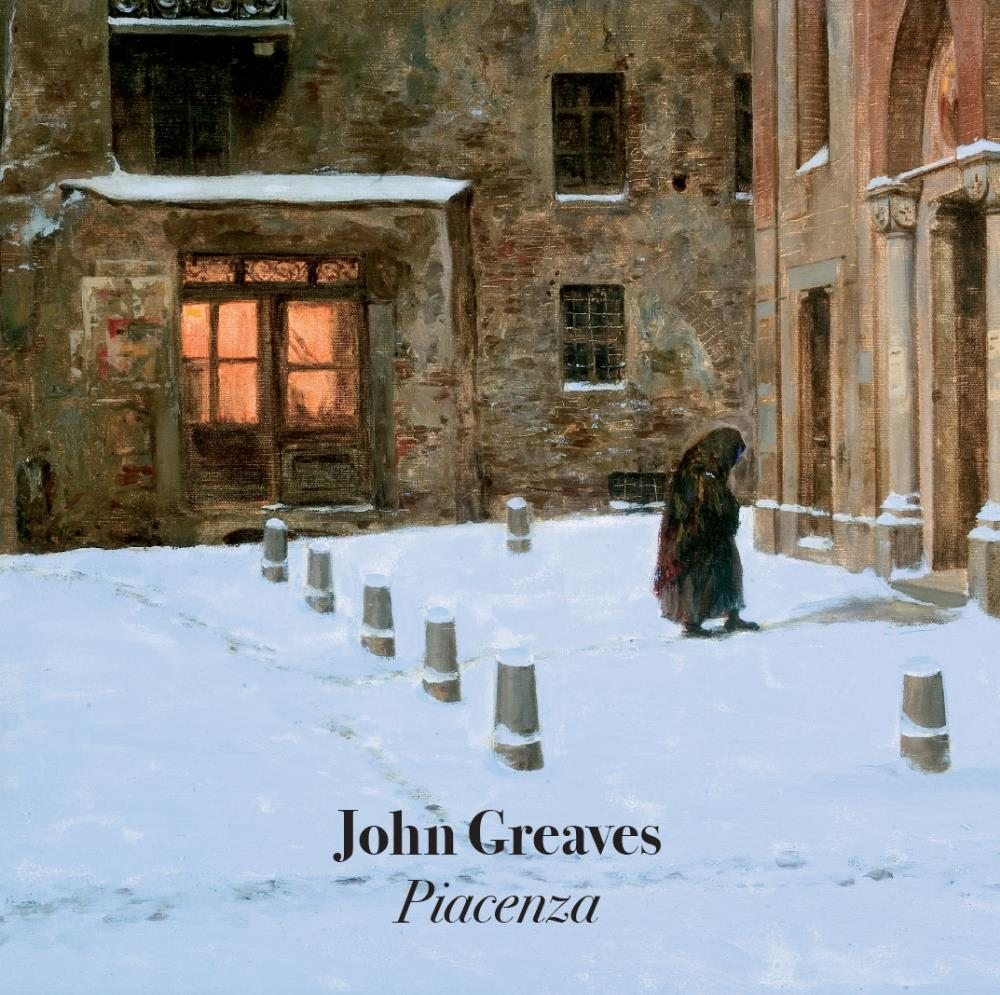 John Greaves - Piacenza CD (album) cover