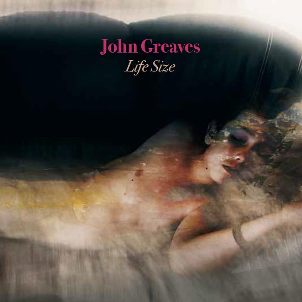 John Greaves - Life Size CD (album) cover