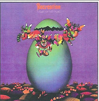 RECREATION - Music Or Not Music CD album cover