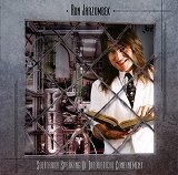 Ron Jarzombek - Solitarily Speaking Of Theoretical Confinement CD (album) cover