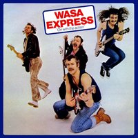 WASA EXPRESS - On With The Action CD album cover