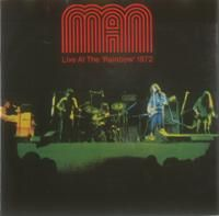 Man - Live At The Rainbow, 1972 CD (album) cover